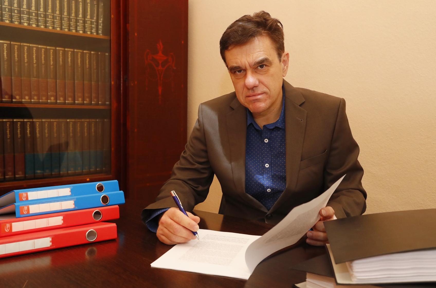 Dr. Györei Péter ügyvéd, szakjogász
