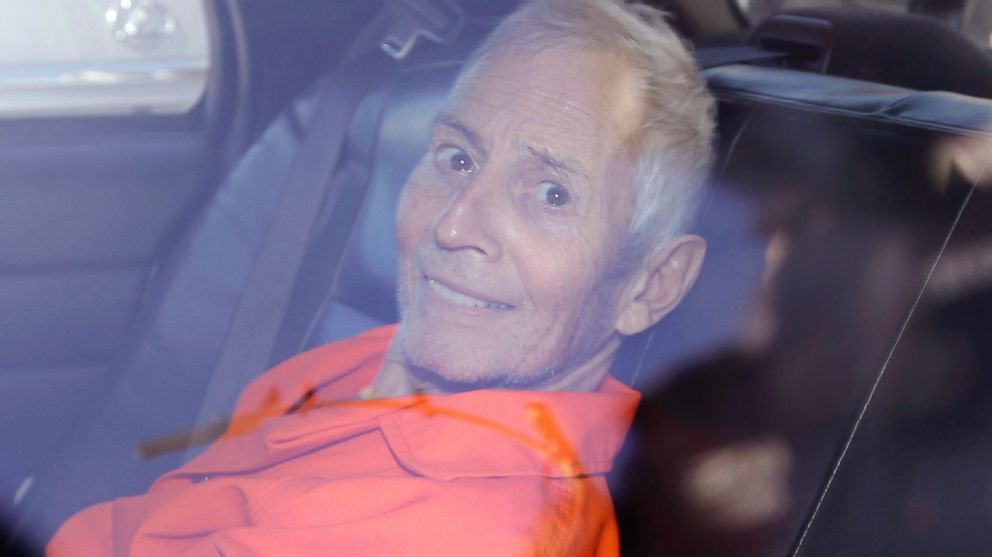 Mosolygó gyilkos - Robert Durst (ABC News)