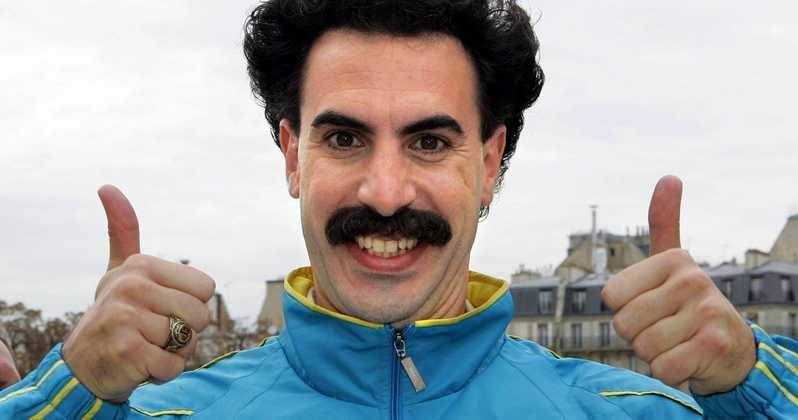Borat like Hungary!