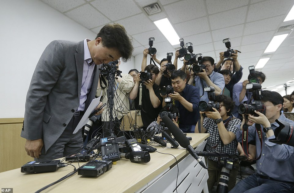 Aki meghajolva kér bocsánatot és vállalja felelősségét - a koreai utazásszervező (Daily Mail)